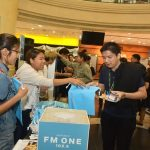 FM ONE 103.5 Road Show #6