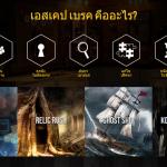 Escape Break Bangkok เกมท้าไหวพริบ