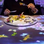 SAGAYA ร้านอาหารสุดแนว ใช้อินเตอร์แอคทีฟสร้างบรรยากาศ