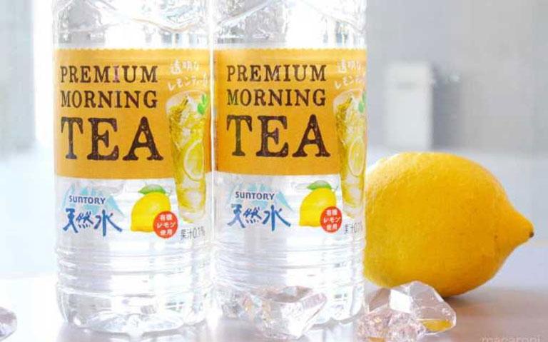 น้ำแร่รสชามะนาว