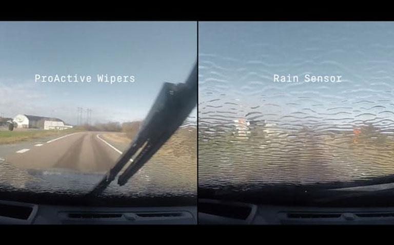 ที่ปัดน้ำฝนอัจฉริยะ ProActive Wipers