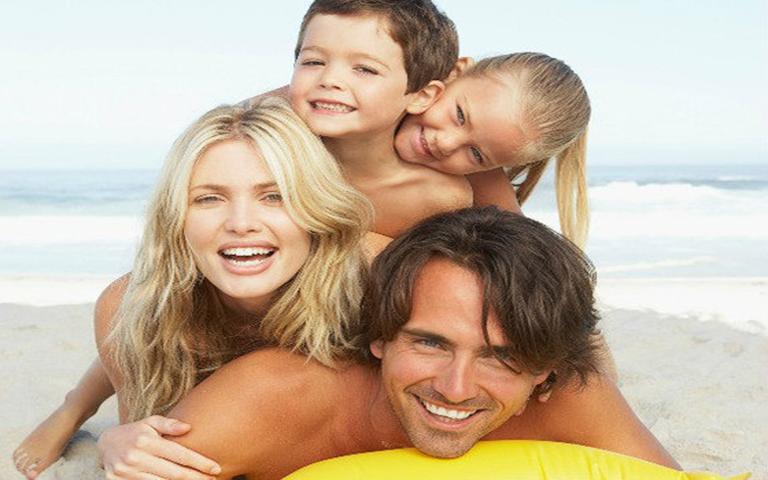 """สร้างความสุขในครอบครัวด้วยการ """"ยอม"""""""