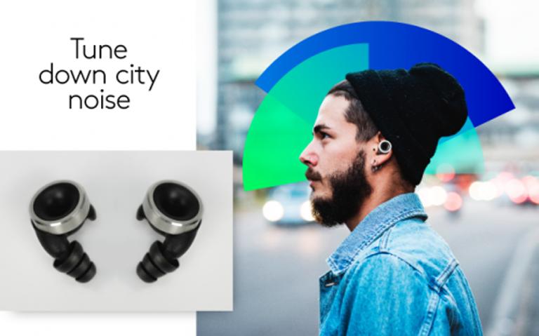 Knops ที่อุดหูไฮเทค ปรับความดังให้กับหูคุณได้