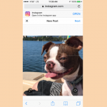 Instagram สามารถให้อัพโหลดรูปผ่านหน้าเว็บไซต์ได้แล้ว