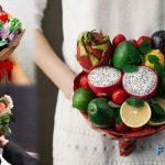 วาเลนไทน์นี้ มอบช่อดอกไม้ผัก ให้กับคนที่คุณรักกันเถอะ