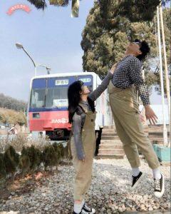 เทรนด์ถ่ายรูปคู่สุดฮิตที่เกาหลี