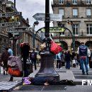 """ภาพอีกด้านของเมืองที่แสนโรแมนติก """"ปารีส"""""""