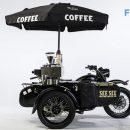See See Motor Coffee รถขายกาแฟสุดฮิปสเตอร์