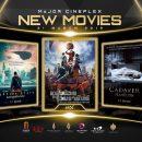 หนังเข้าใหม่ประจำสัปดาห์ที่ 21 มีนาคม 2562