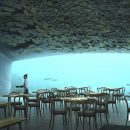 เปิดแล้ว!!! Under ร้านอาหารใต้น้ำ อัญมณีทางสถาปัตยกรรม