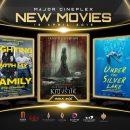 หนังเข้าใหม่ประจำสัปดาห์ที่ 18 เมษายน 2562