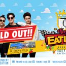 SOLD OUTแล้วจ้า!!! FM ONE KEEP EATING RALLY ครั้งที่ 5 กรุงเทพฯ-ระยอง