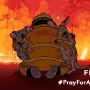 """เป็นกำลังใจให้ """"ออสเตรเลีย"""" กับเหตุการณ์ไฟป่าครั้งใหญ่นี้"""