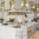 สบายๆ ย่านบางกะปิ Blanc Cafe & Eatery คาเฟ่เปิดใหม่สไตล์มินิมอล
