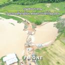 [FMONE News] ชป. เร่งระบายน้ำลำน้ำยัง หลังได้รับอิทธิพลจากพายุซินลากู