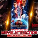 หนังเข้าใหม่ประจำสัปดาห์ที่ 29 ตุลาคม 2563