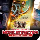 "Major Cineplex ""NEW MOVIE"" 11 FEBRUARY 2021"