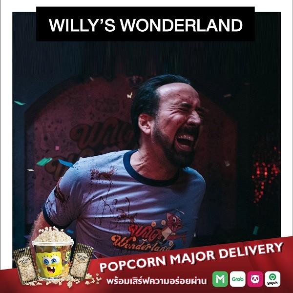 Willy's Wonderland หุ่นนรก VS ภารโรงคลั่ง