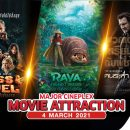 "Major Cineplex ""NEW MOVIE"" 04 March 2021"