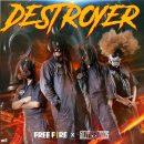 """""""เมื่อสุดยอดเกมมือถือ """"Free Fire"""" และ สุดยอดวงร็อคระดับตำนานอย่าง  """"SILLY FOOLS"""" โคจรมาพบกัน ใน Single ที่มีชื่อว่า """"Destroyer"""""""